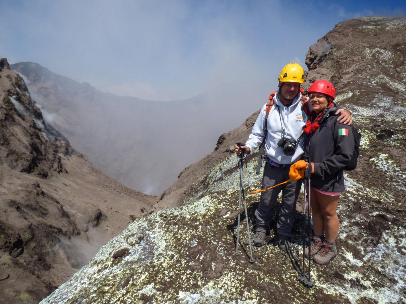 Boris Behncke: «Mi son innamorato dell'Etna quando ne ho sentito il respiro»