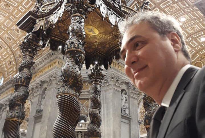 Giovanni Geraci, l'ascesa da Mussomeli al Vaticano del compositore di Dio