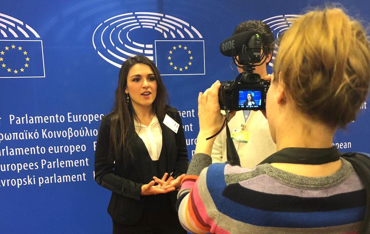 Natascia Arcifa: «L'Unione Europea ci permette di essere attori nel mondo»