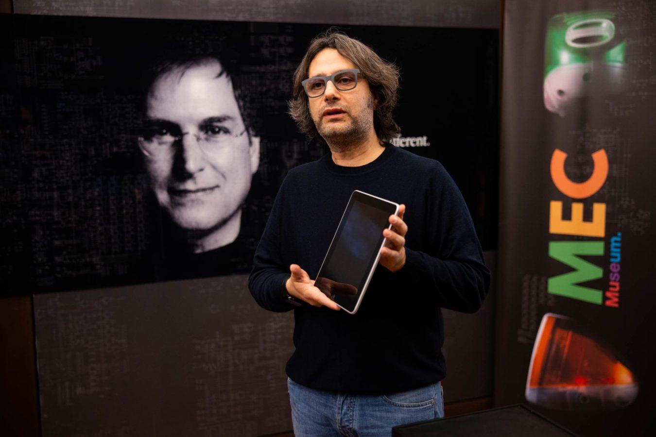 <i>Meat, Eat, Connect</i>. A Palermo il genio visionario di Steve Jobs apre il Mec Museum