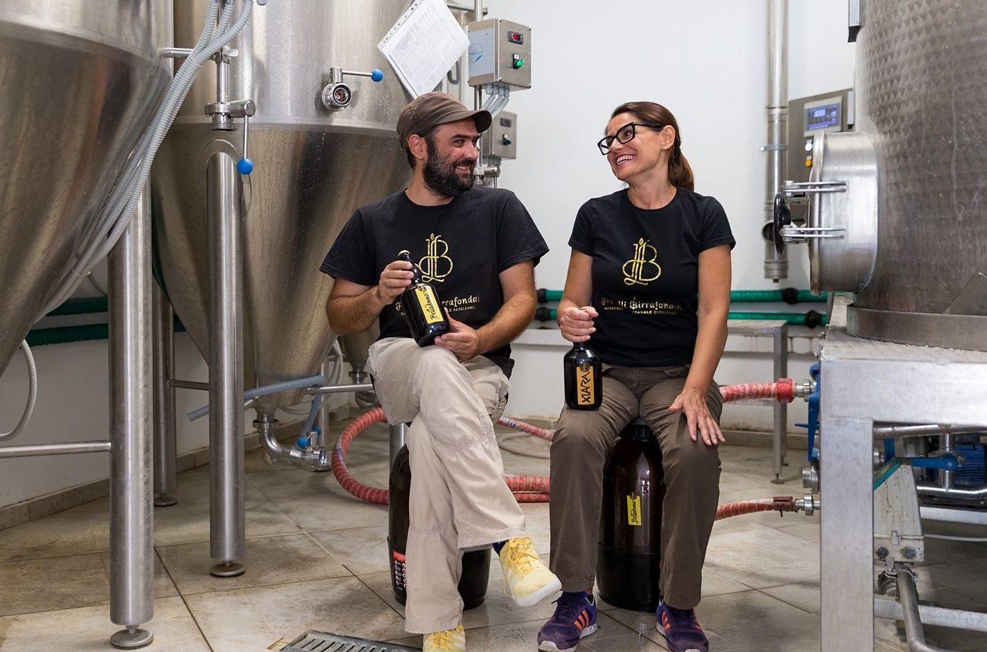 Fratelli Birrafondai, la famiglia brassicola va in paradiso: «Le nostre birre profumano di Sicilia»