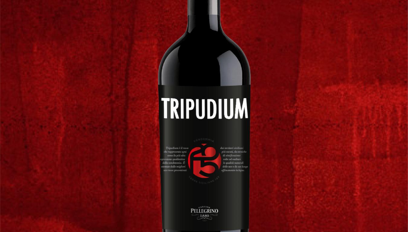 Cantine Pellegrino lancia la nuova annata di Tripudium, Nero d'Avola in purezza