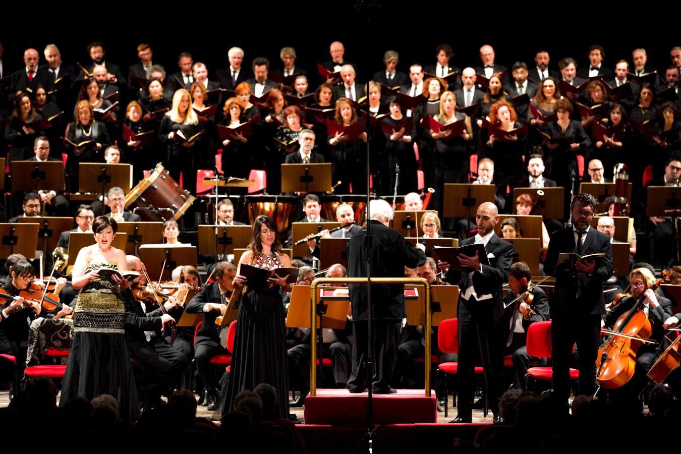 La gioia di suonare Beethoven dà la carica al Bellini di Catania