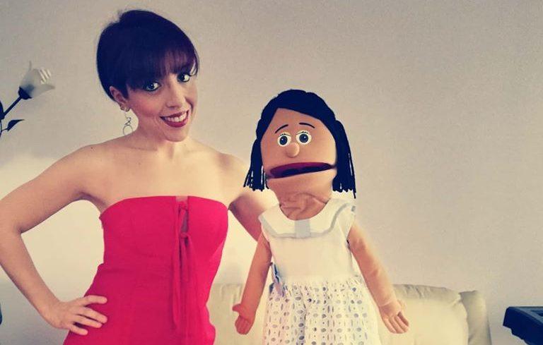 A Caltagirone Annalisa Bonadonna, la cantante lirica ventriloqua