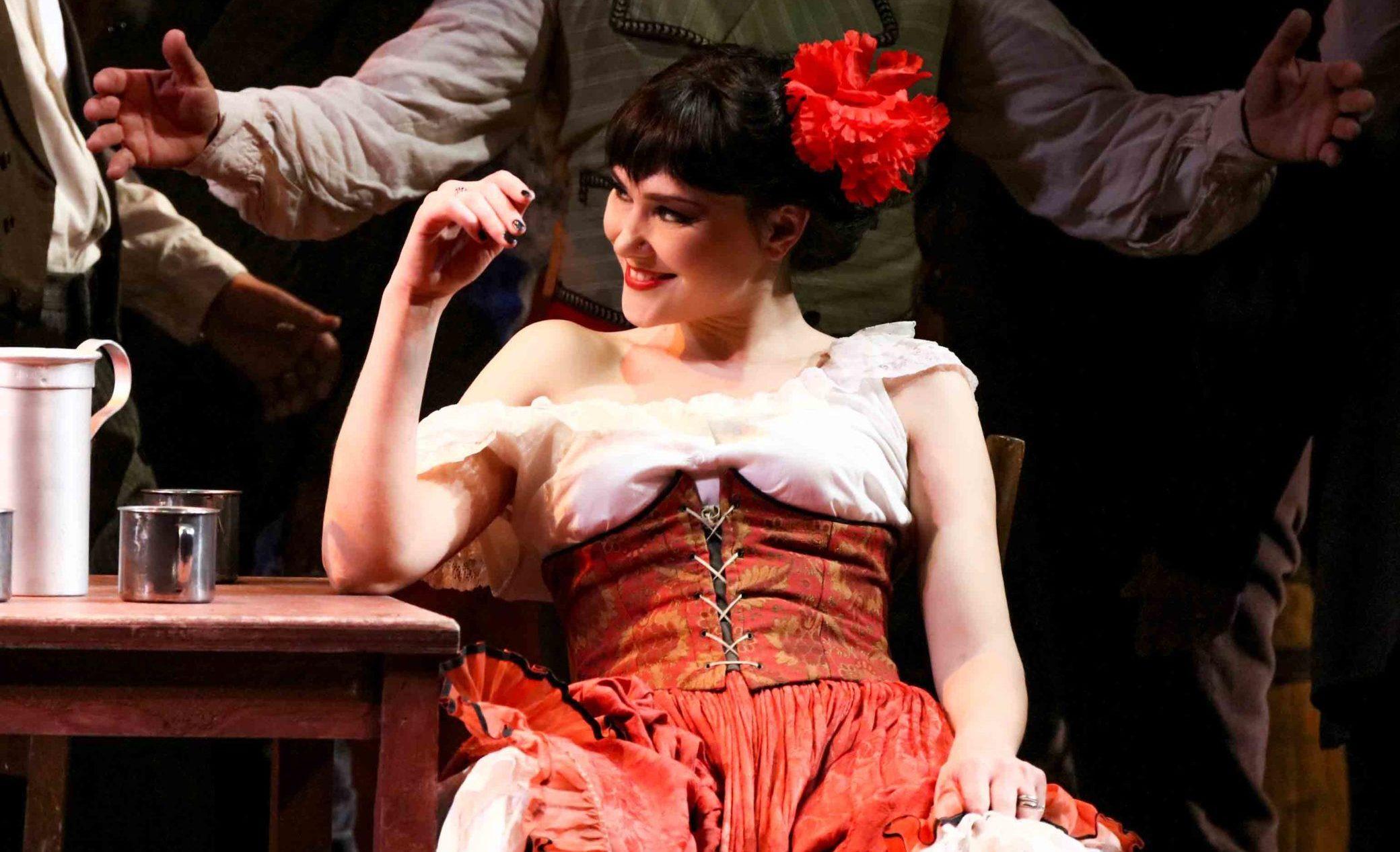 Al Bellini di Catania la prorompente mediterraneità di Carmen accende i sentimenti