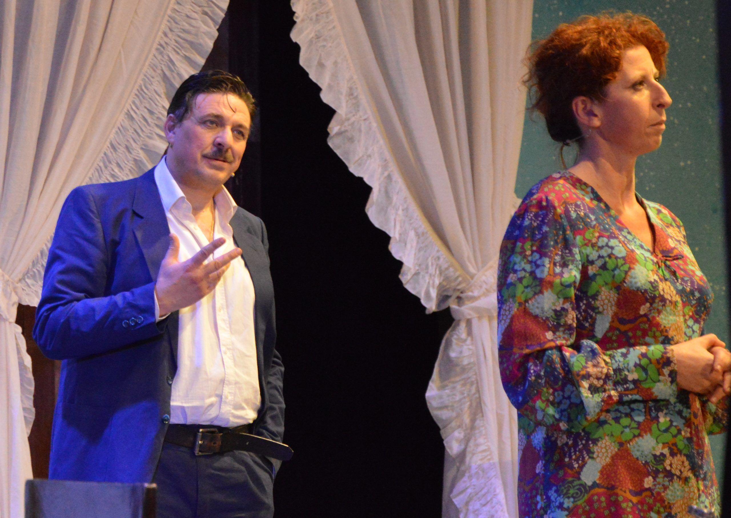 Brigata d'Arte Sicilia Teatro omaggia Vittorio De Sica
