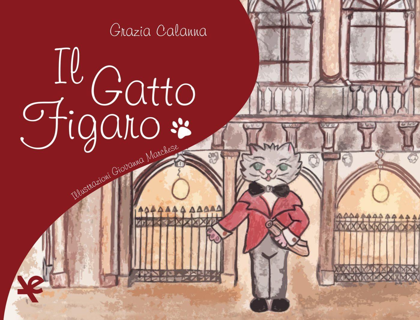 Figaro, il gatto filosofo etneo che ama la musica
