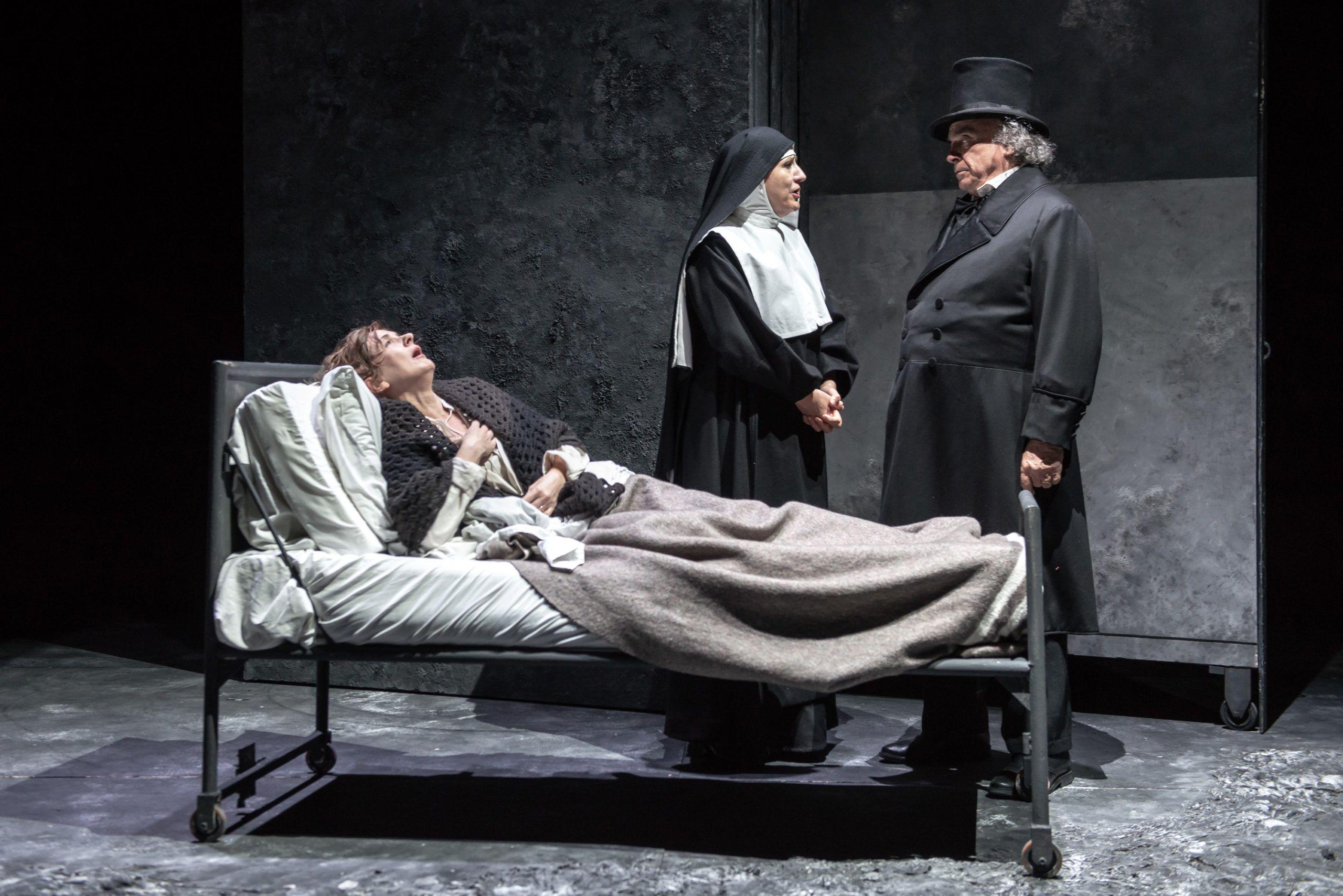 """Franco Branciaroli a Palermo con """"I miserabili"""" di Victor Hugo"""