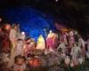Presepe della Timpa di Acireale, visione d'insieme, foto Salvo Fallica