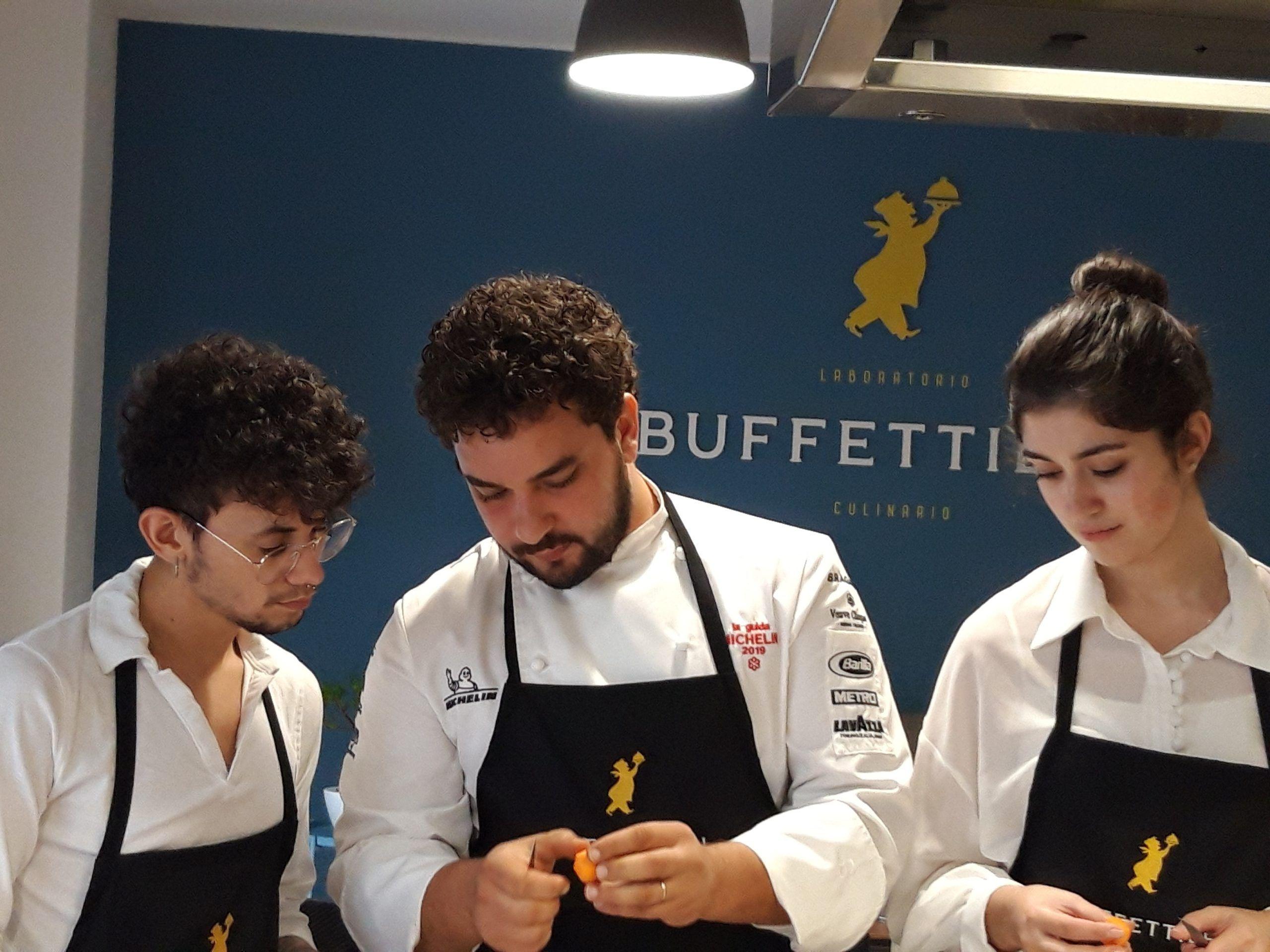 Professione cuoco, al via i nuovi corsi della Scuola di cucina Buffettieri di Catania