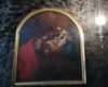 Presepe della Timpa di Acireale, il dipinto di Vito D'Anna, foto Salvo Fallica