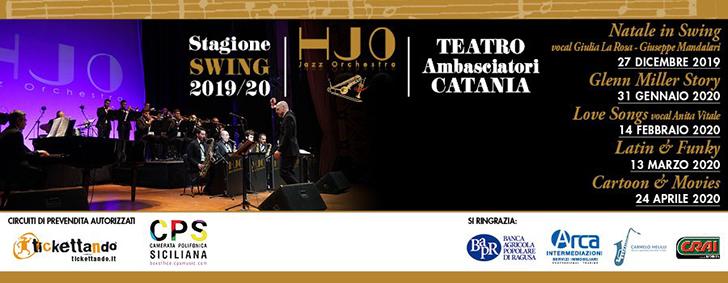 HJO Jazz orchestra 2029-2020