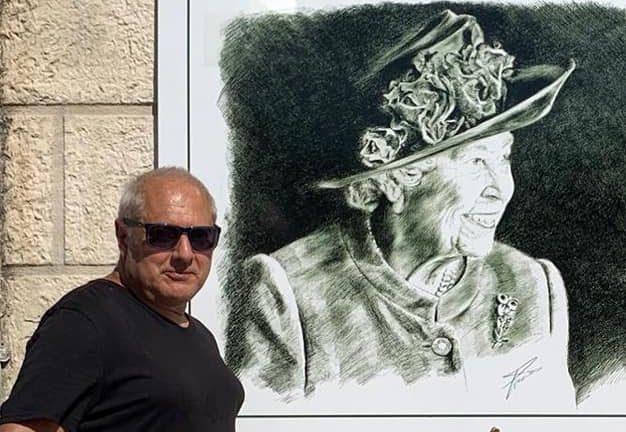 L'invito alla bellezza di Peppe Piccica che vorrebbe Mussomeli museo open air