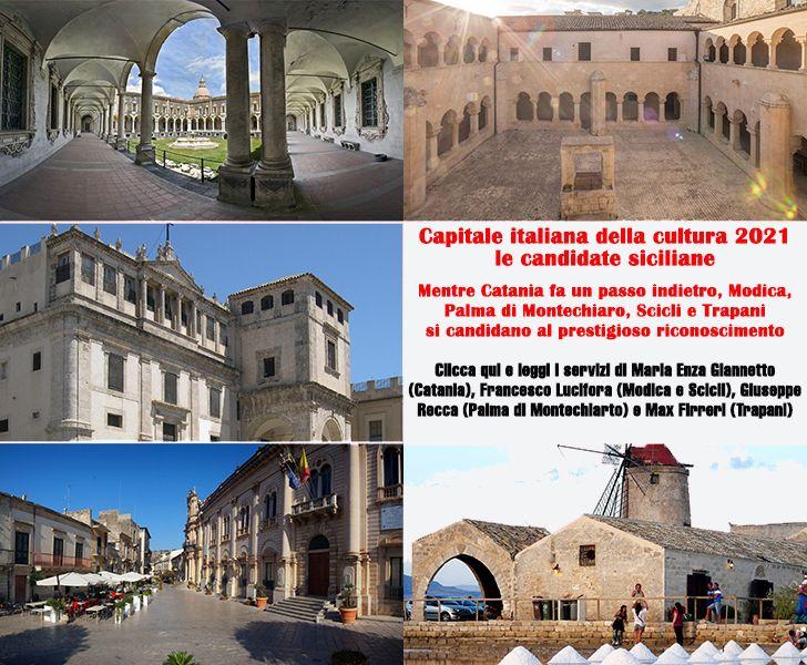 Capitali siciliane della cultura 2021