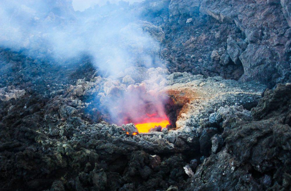 L'Etna è tra le mete più ambite d'Europa durante la pandemia