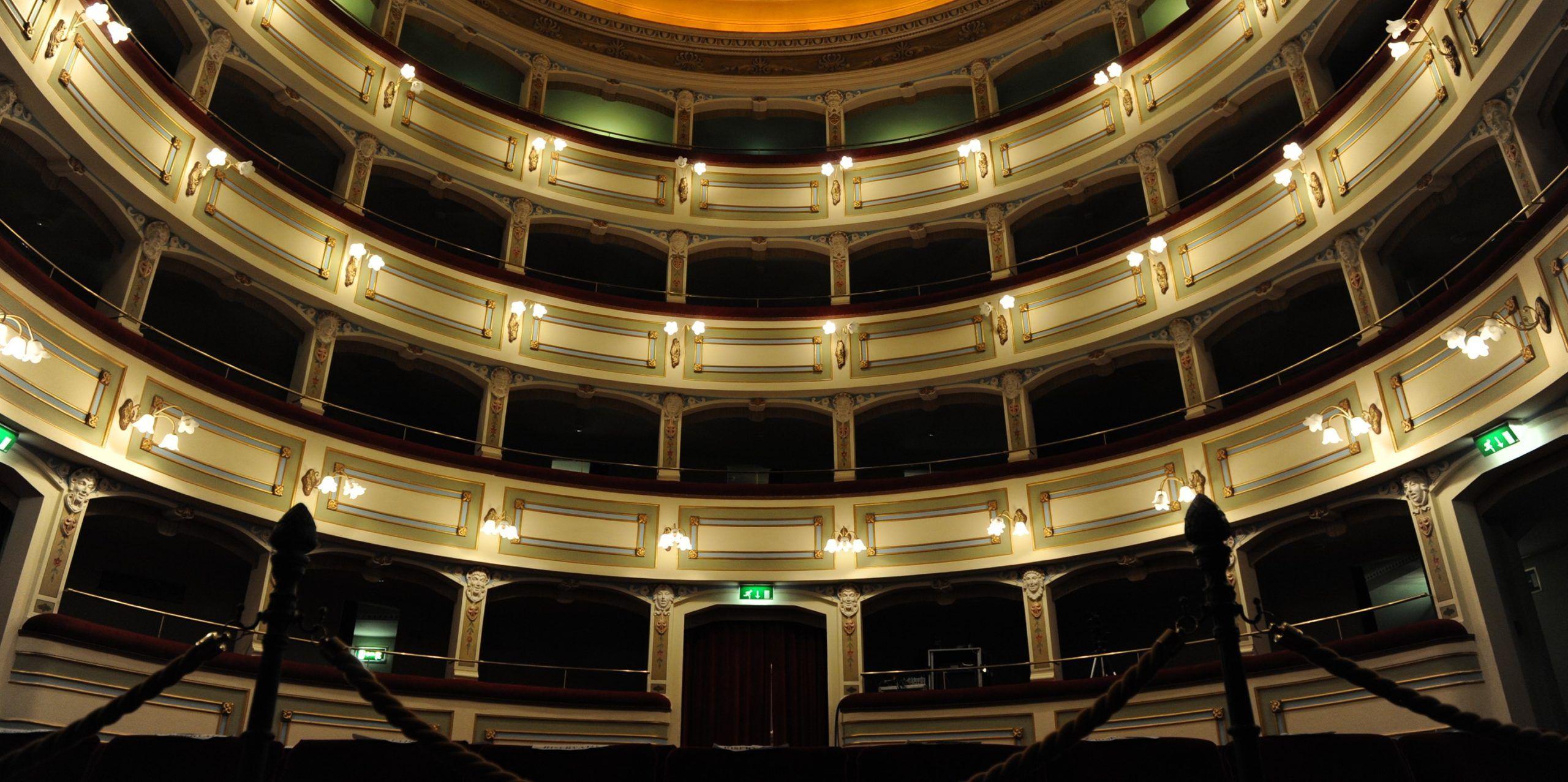 #Coronavirus: il Teatro Garibaldi di Enna sospende le attività fino al 4 aprile