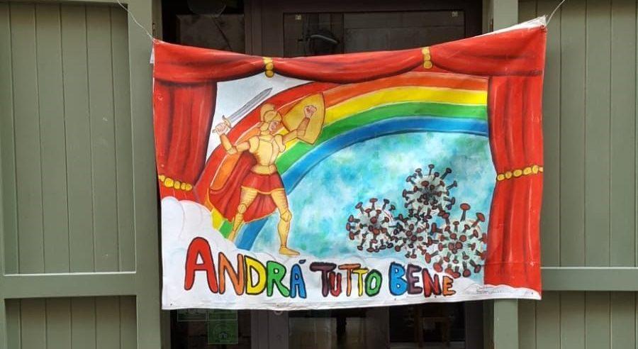 Francesco Pira: «Pianto e canto sui balconi per dire che siamo il Paese della solidarietà»