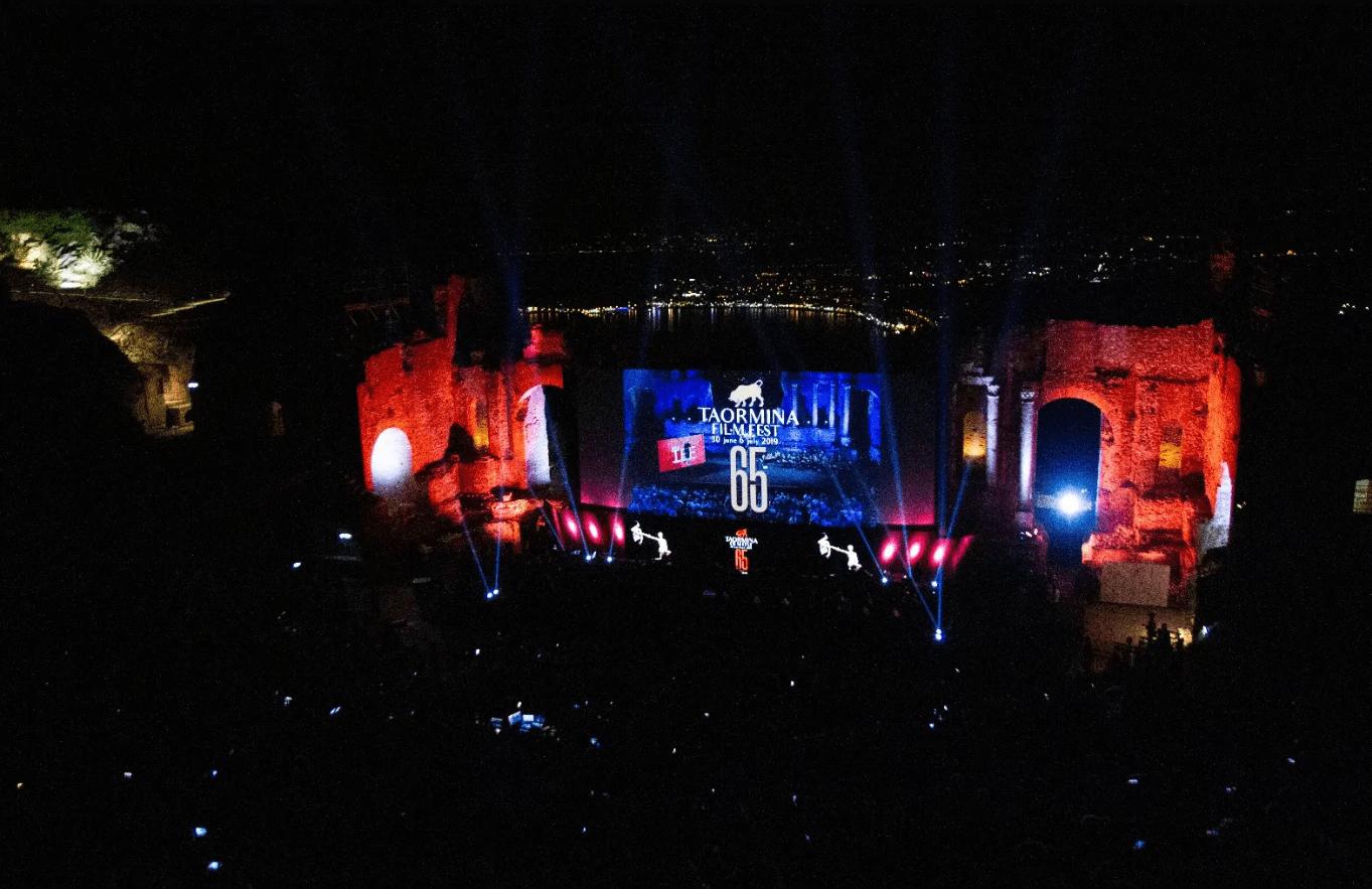 Anche il Taormina Film Fest si arrende al Covid-19