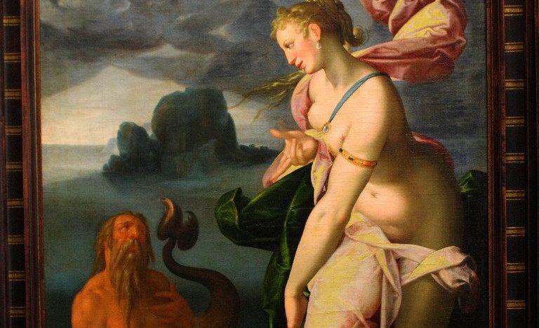 Glauco e Scilla, gemiti dal fondo del mare di amori senza risposta