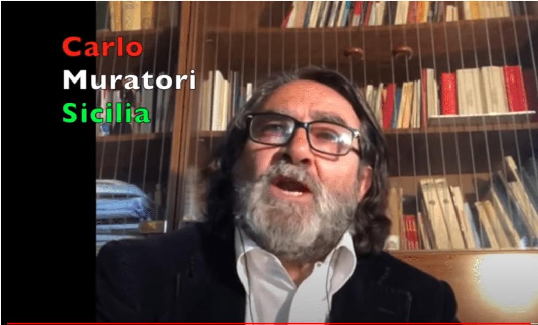 """La Sicilia di Carlo Muratori nelle """"Lettere dall'Italia"""", l'unità dello Stivale cantata dai dialetti del fok"""