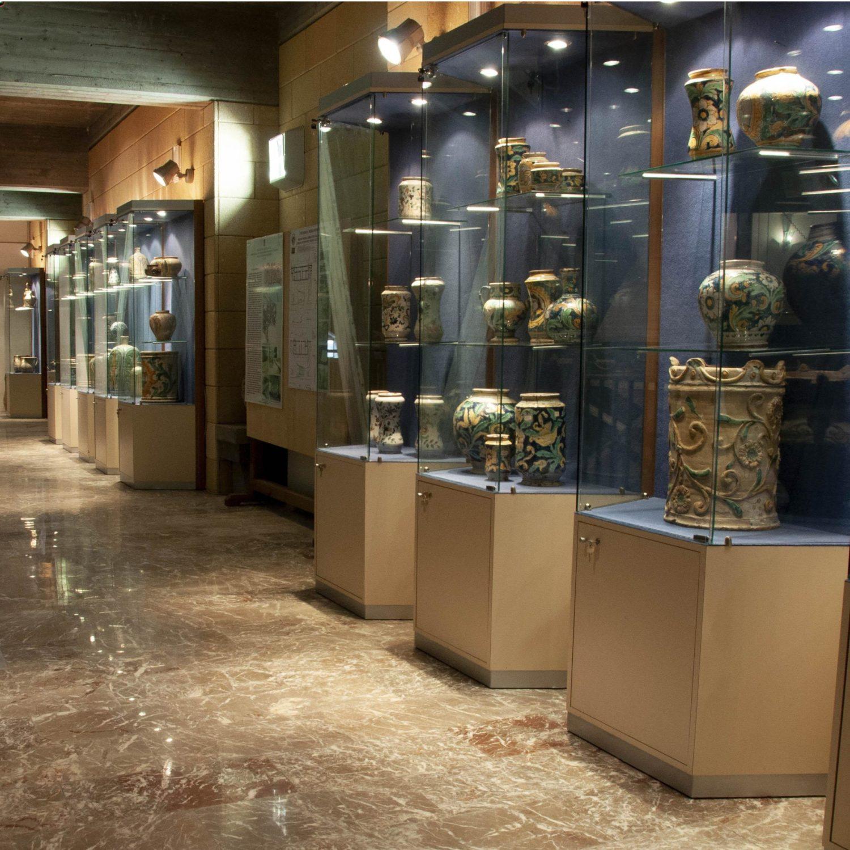 Le ceramiche di Caltagirone fra le protagoniste del tour multimediale tra i musei dell'Università di Messina