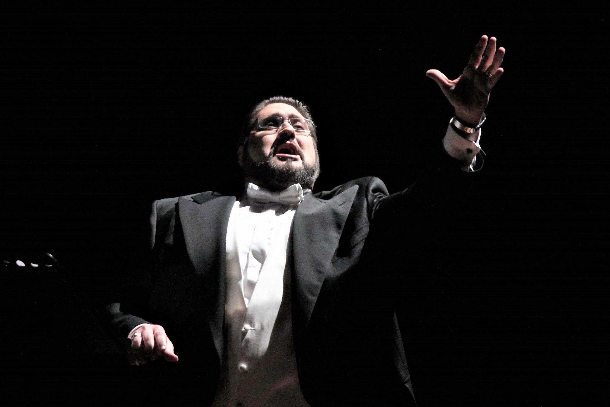 """Sulla WebTv del Teatro Massimo il primo """"Gala lirico"""" dal salotto degli artisti"""