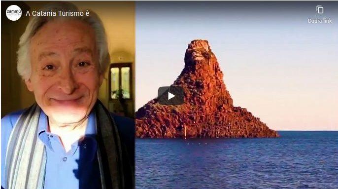 """""""A Catania turismo è…"""", Gullotta, Parmitano, Finocchiaro, Baudo e altri vip etnei nello spot dell'Università per la città"""