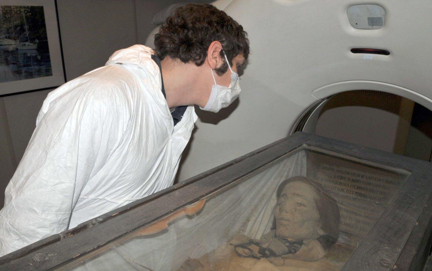 Dario Piombino-Mascali: «Per noi siciliani, le mummie hanno un valore sacro»