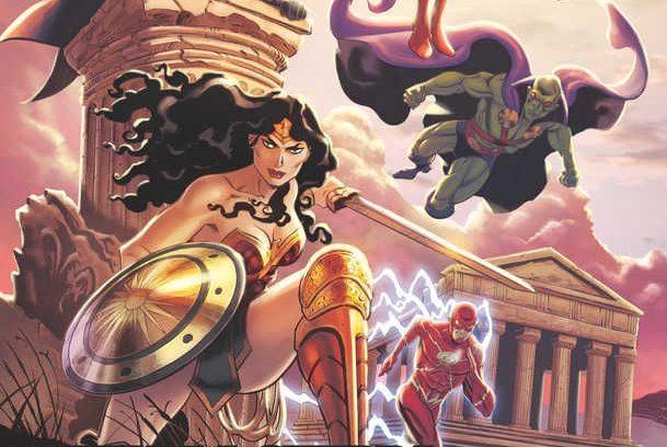Lelio Bonaccorso porta i supereroi alla Valle dei Templi