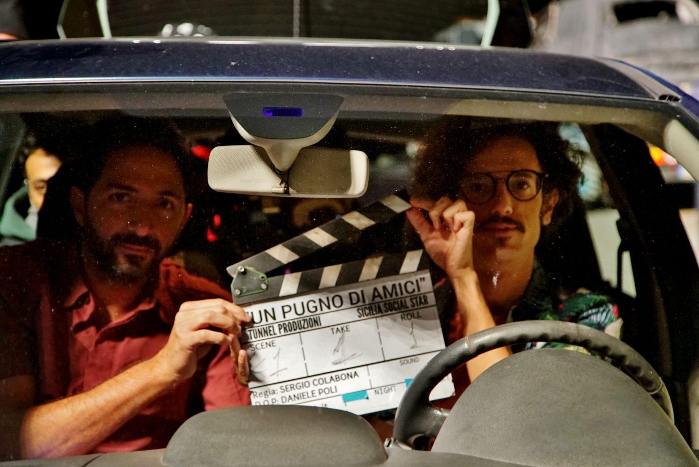 """""""Un pugno di amici"""", il primo film di Matranga e Minafò on line su Amazon"""