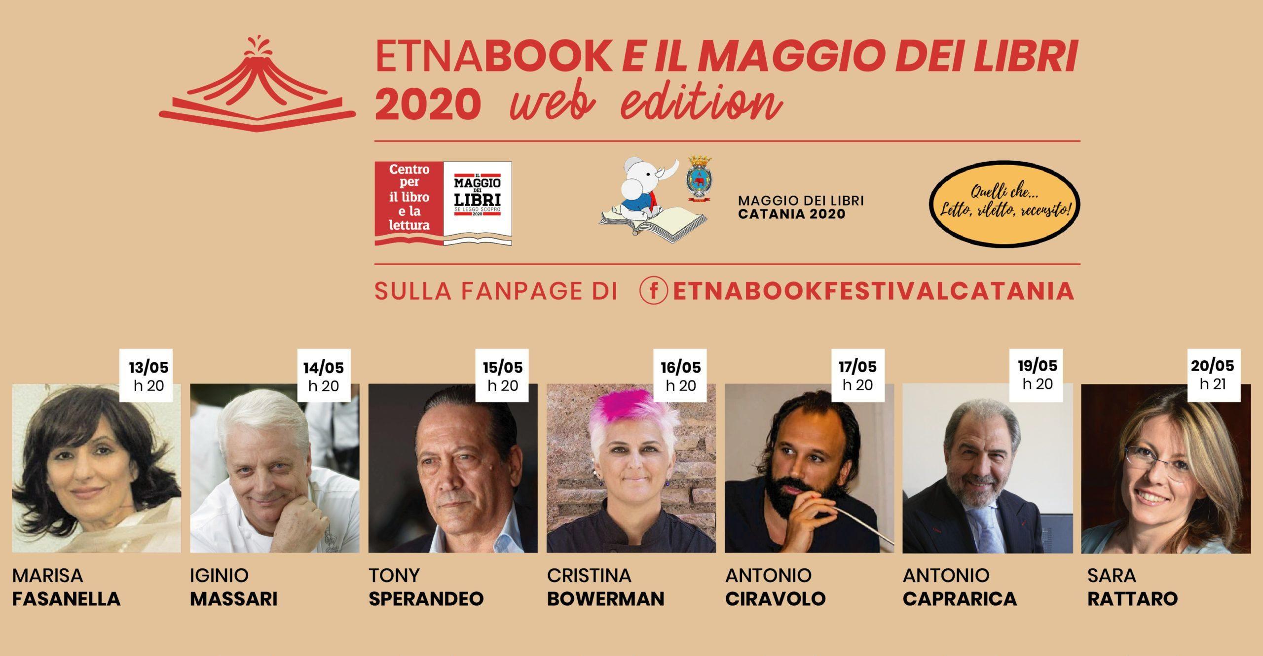 Va on line il maggio dei libri di Etnabook