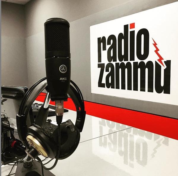 """Con """"Assembramento vocale"""" Radio Zammù è di nuovo in diretta"""