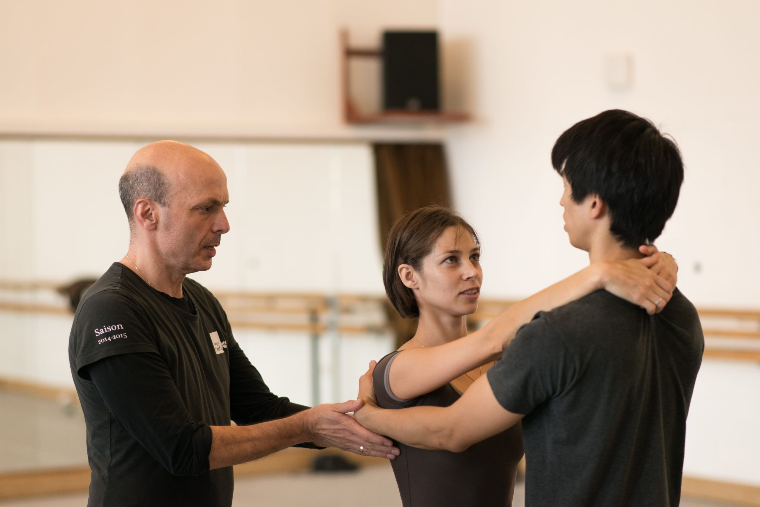 Davide Bombana è il nuovo direttore del Corpo di Ballo del Teatro Massimo di Palermo