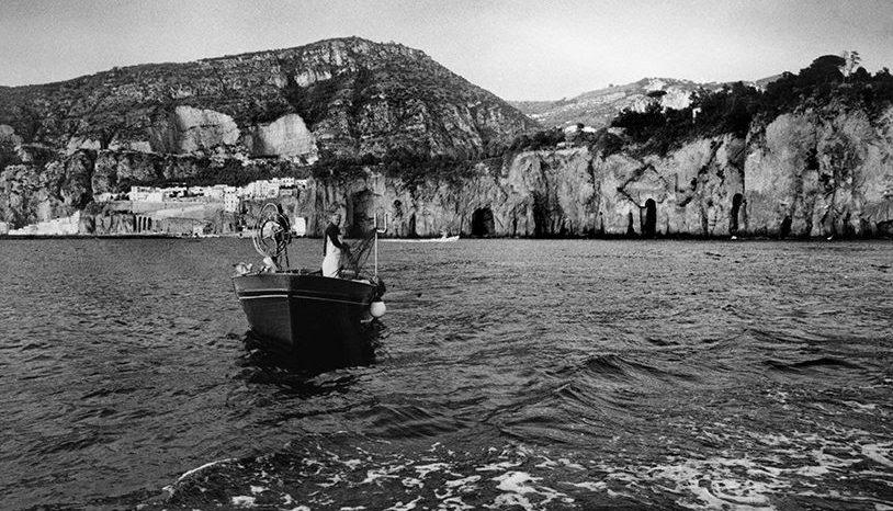 Il fotografo ragusano Giuseppe Leone pubblica un portfolio su Sorrento