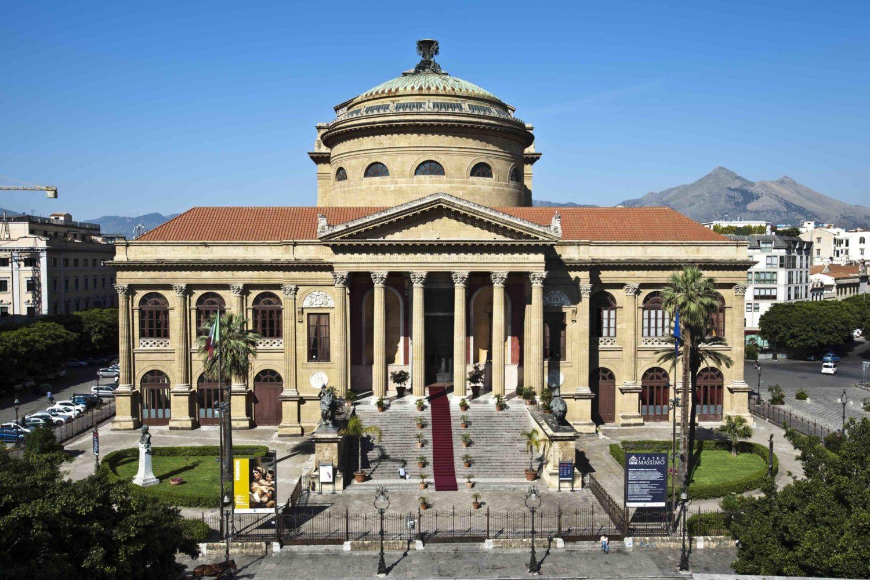 La Festa della Repubblica di Palermo partirà dal Teatro Massimo