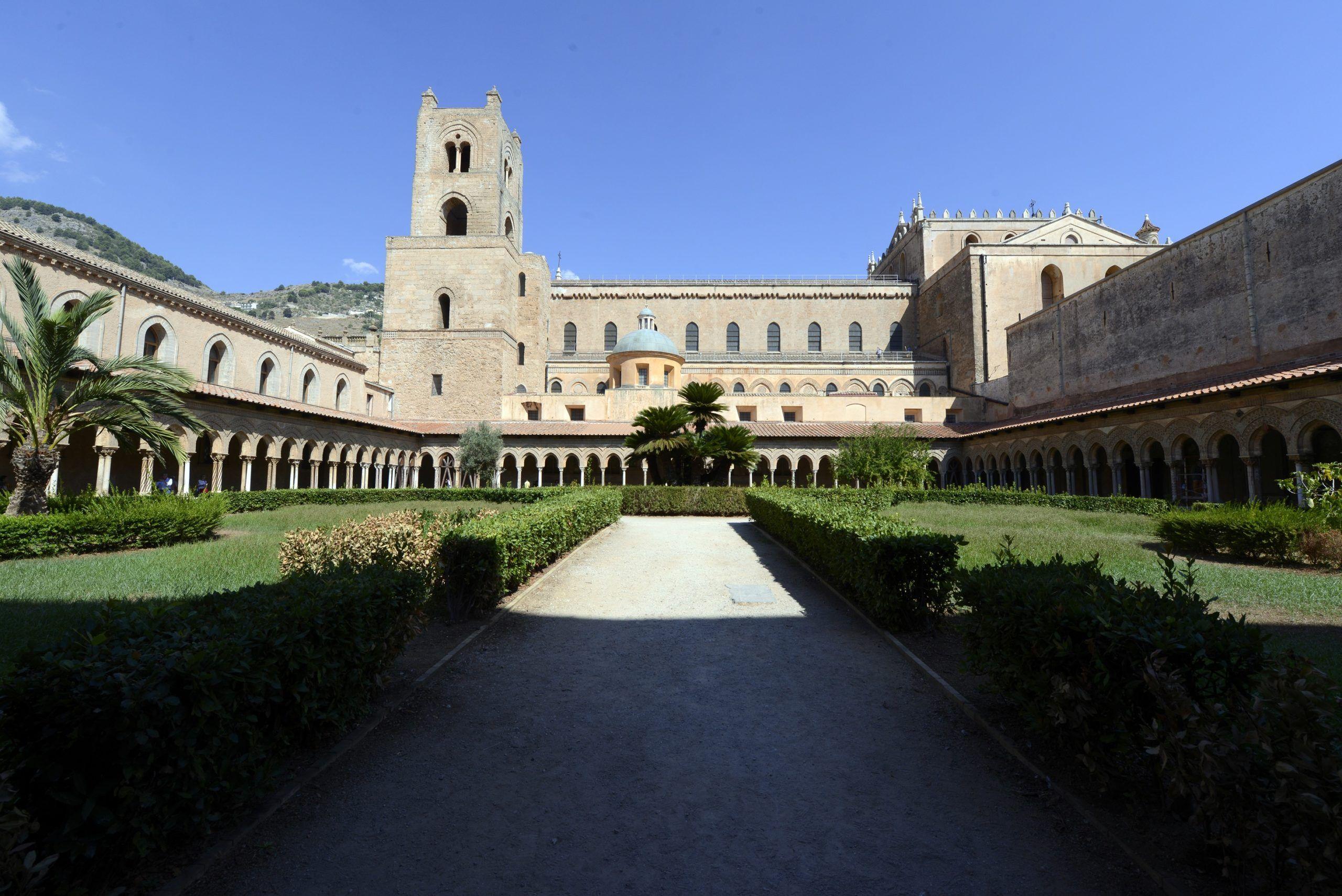 Monreale, riapre ai visitatori il complesso abbaziale