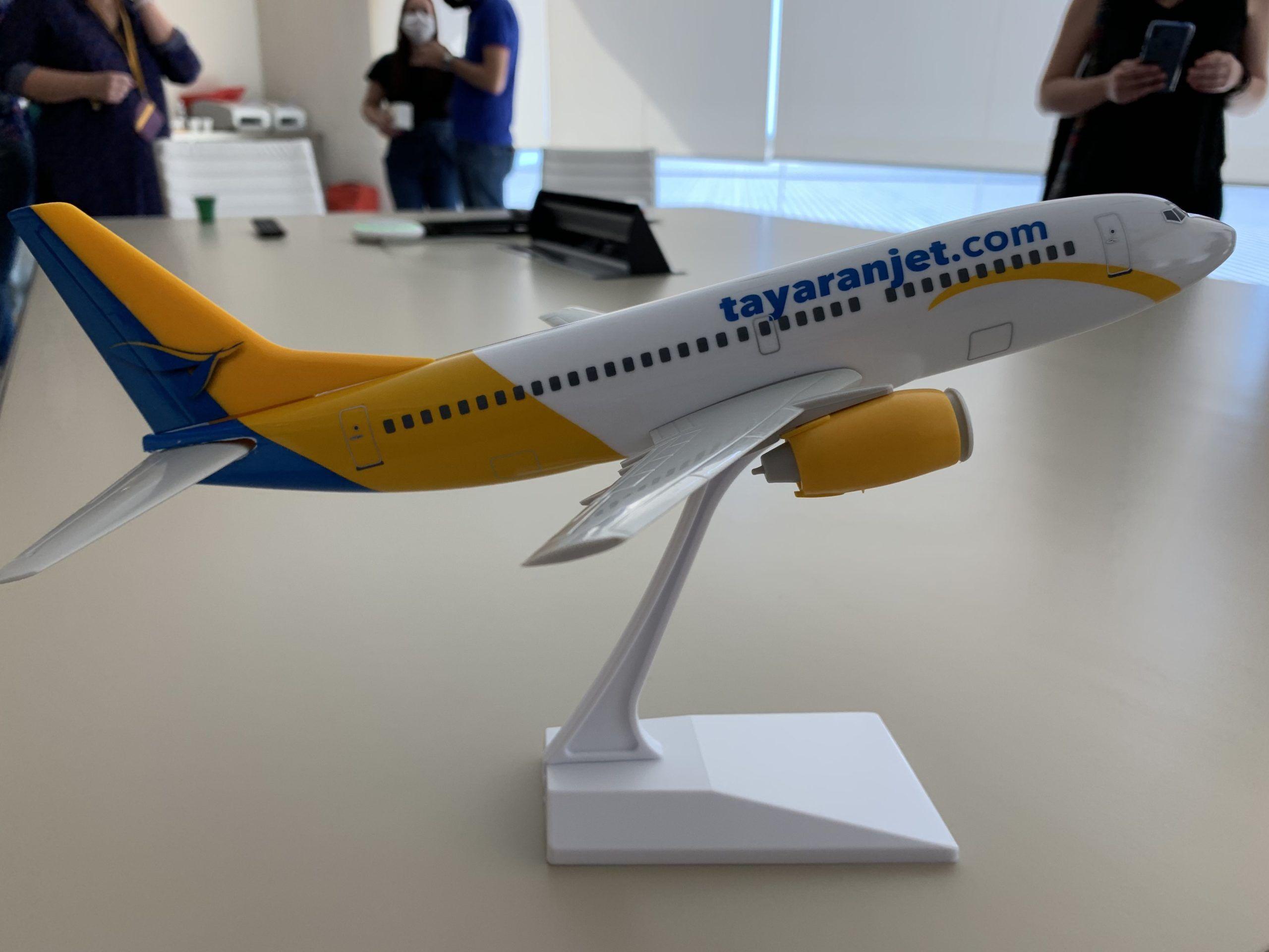 Presentati i nuovi voli della compagnia Tayaran Jet su Palermo, Comiso e Catania