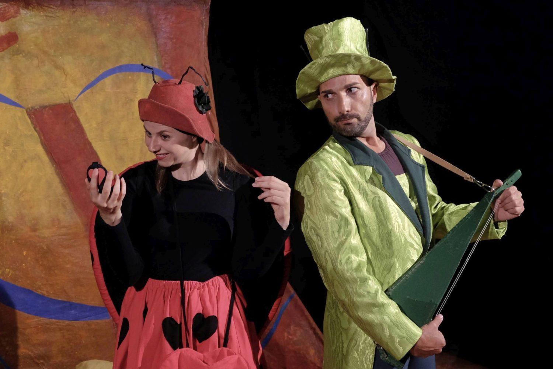 """A Modica """"Il chiostro dei piccoli"""", grande teatro per un pubblico in erba"""