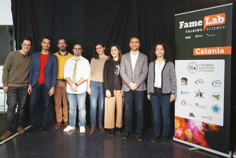 A Catania nel 2021 la finale di FameLab il talent delle scienze