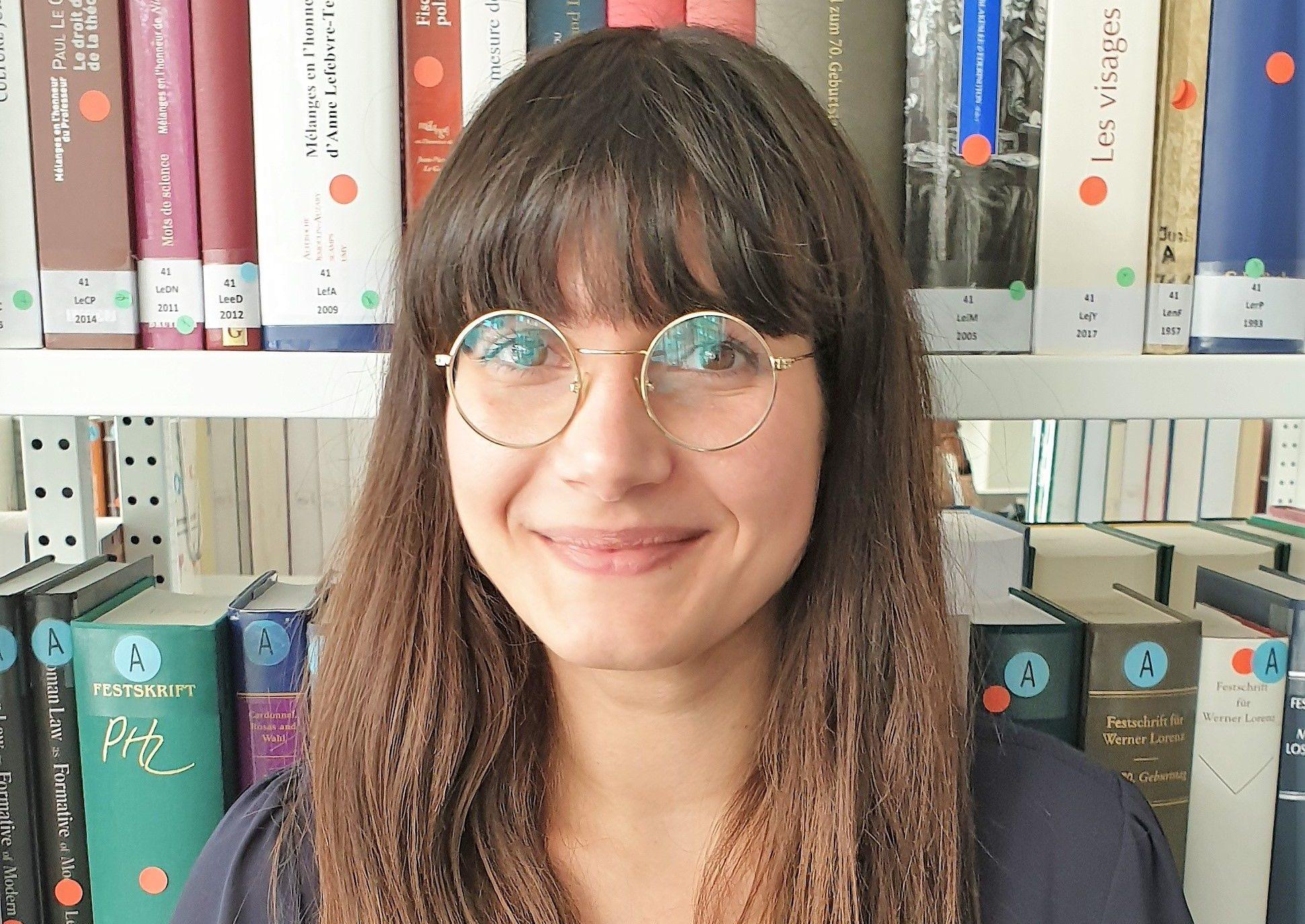 Tirocinio alla Corte di giustizia dell'Unione europea per la calatina Giorgia Lo Tauro dottoranda dell'Università di Catania
