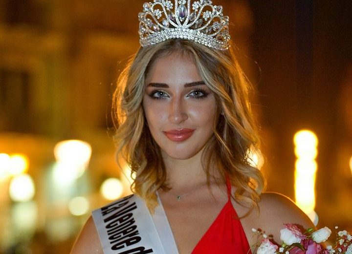 Giovanna Mirabile è la nuova Venere dell'Etna