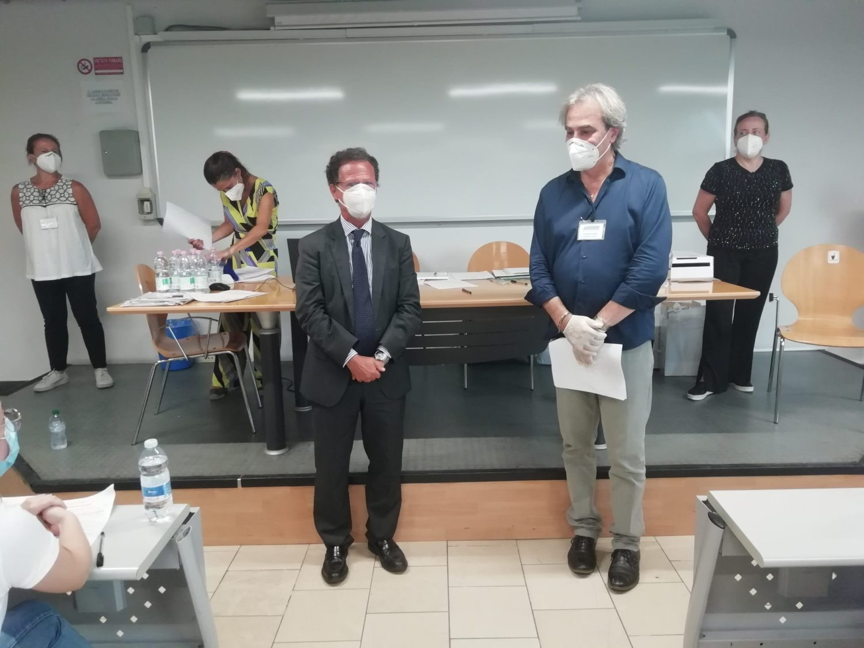 Test di ammissione a Medicina dell'Università di Catania. Il rettore Priolo: «Vi aiuteremo a disegnare il vostro futuro»