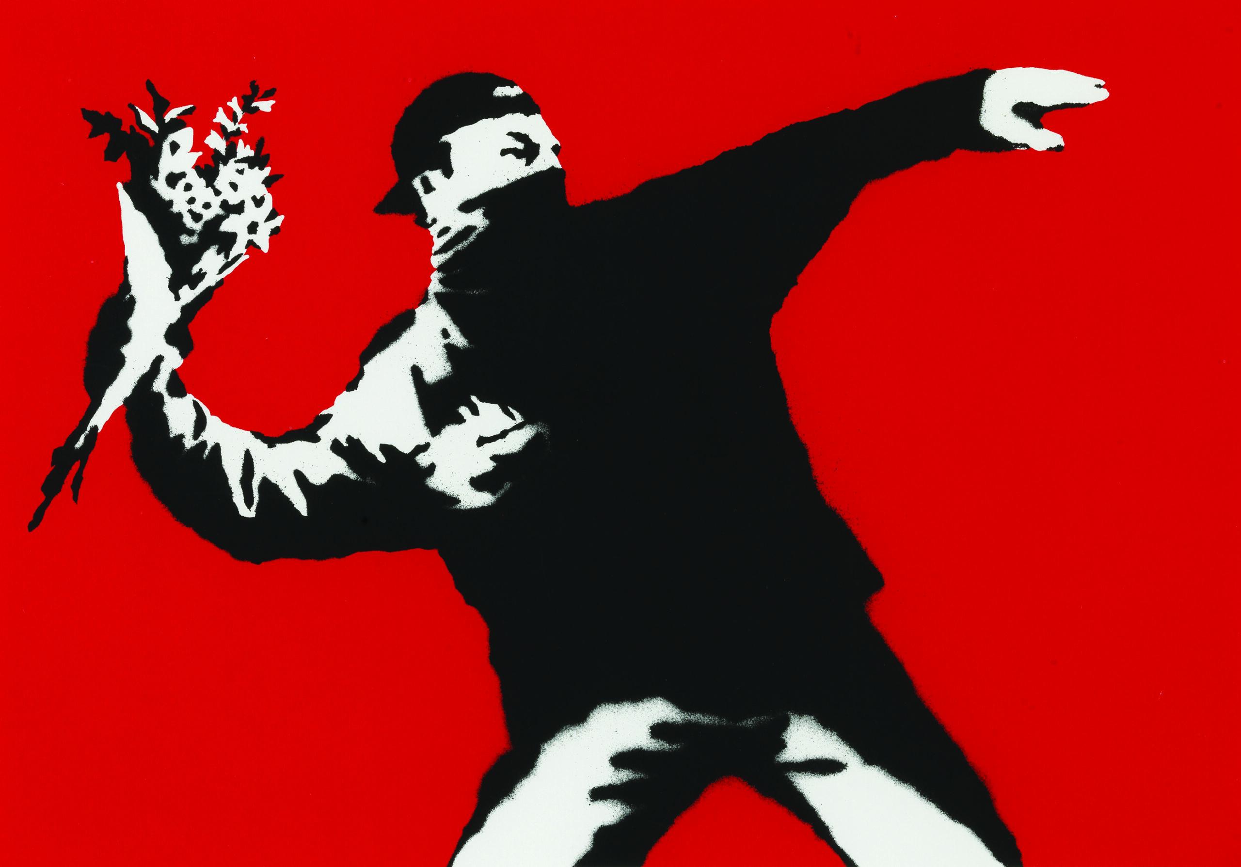 A Palermo la mostra su Banksy, artista potente e invisibile come un supereroe