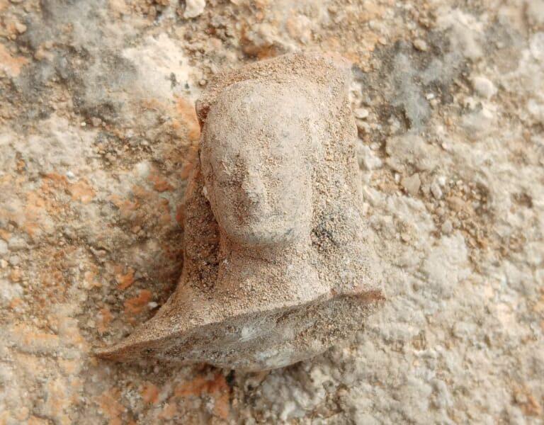 Rinvenuti nuovi reperti nella Valle dei Templi di Agrigento