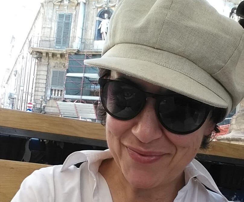 Valeria Patera, l'apolide del teatro che il lockdown ha radicato a Palermo: «Grazie quarantena»