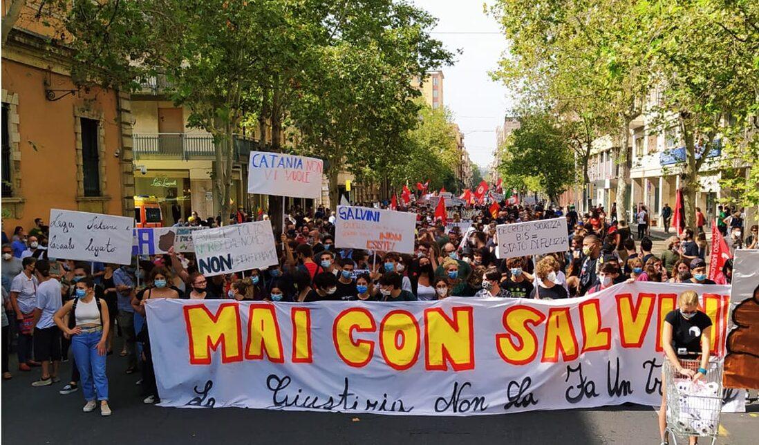 Monreale, Lampedusa, Catania: 3 ottobre di gioia, dolore e orgoglio civile