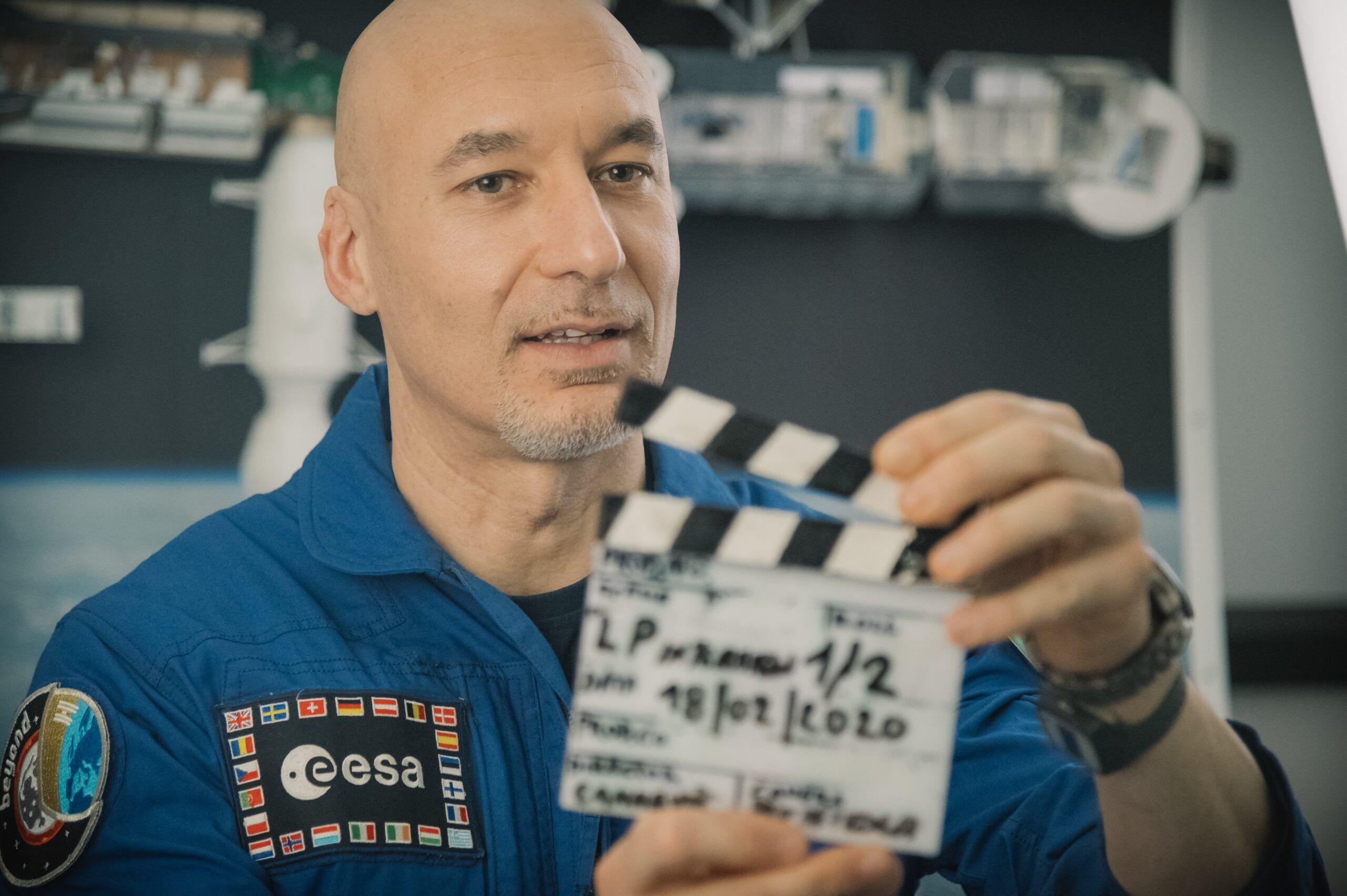"""Sky Arte trasmette """"Space beyond"""", film sulla missione guidata da Luca Parmitano"""
