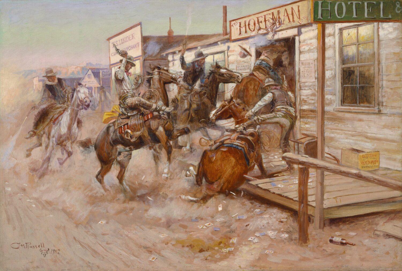 Amo i western, dove il mito mendace della frontiera diventa leggenda