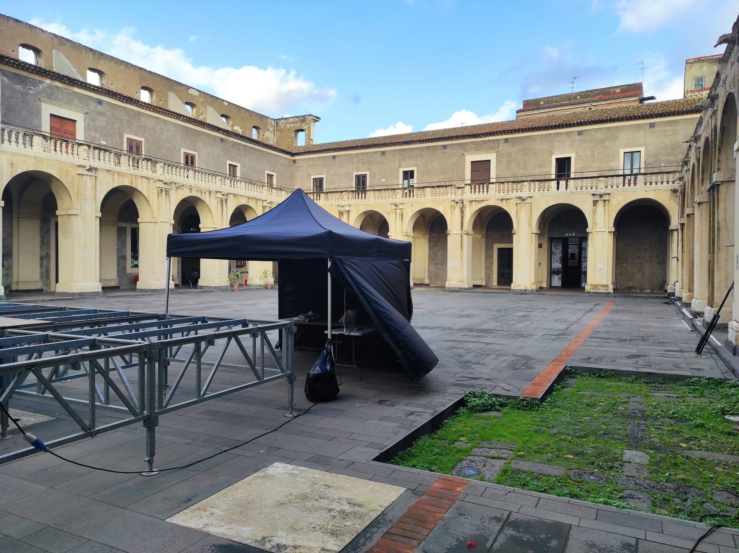 Comune di Catania, pubblicato un avviso per la realizzazione di spettacoli teatrali in streaming