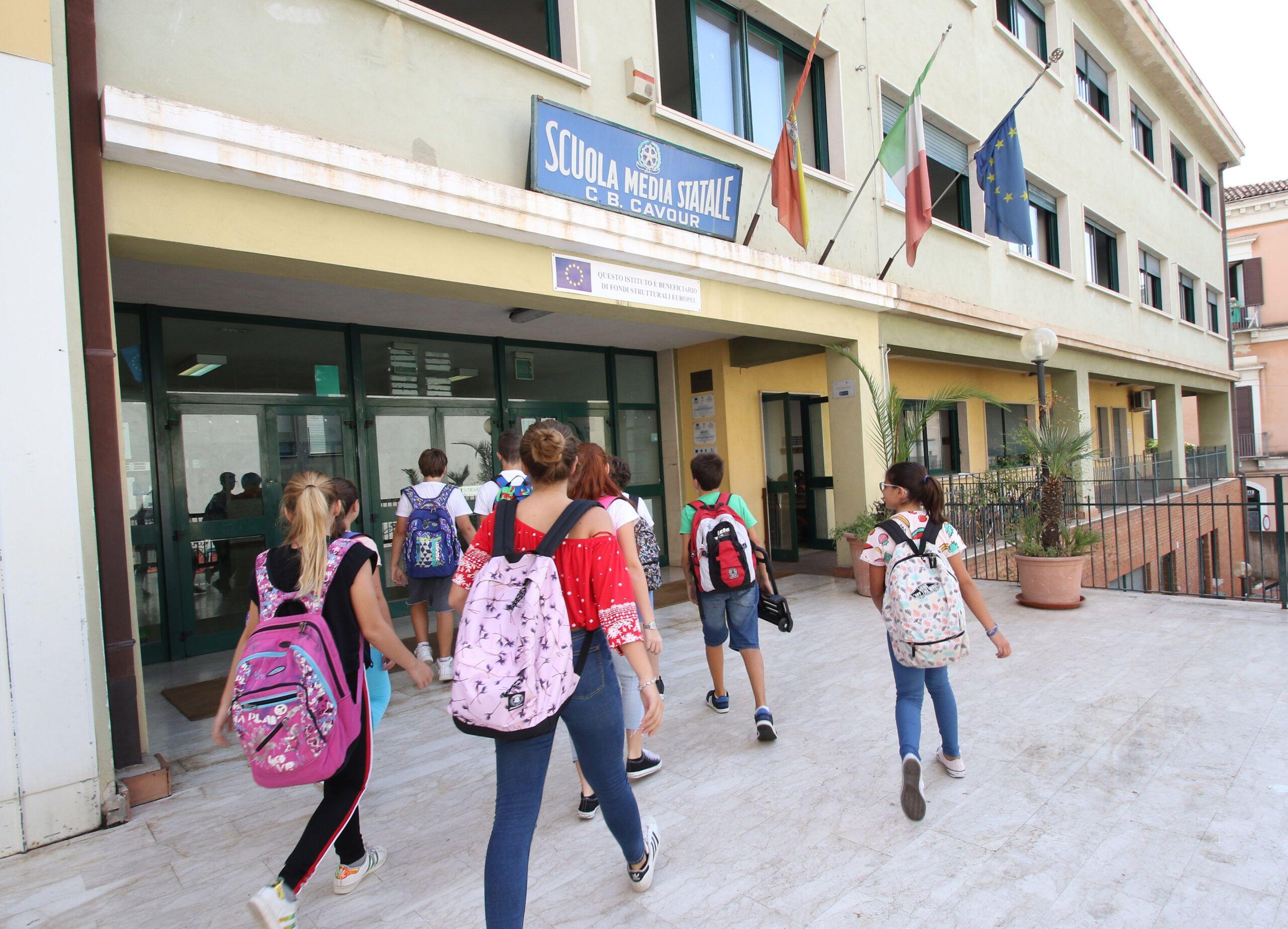 Due open day on line della scuola Cavour di Catania